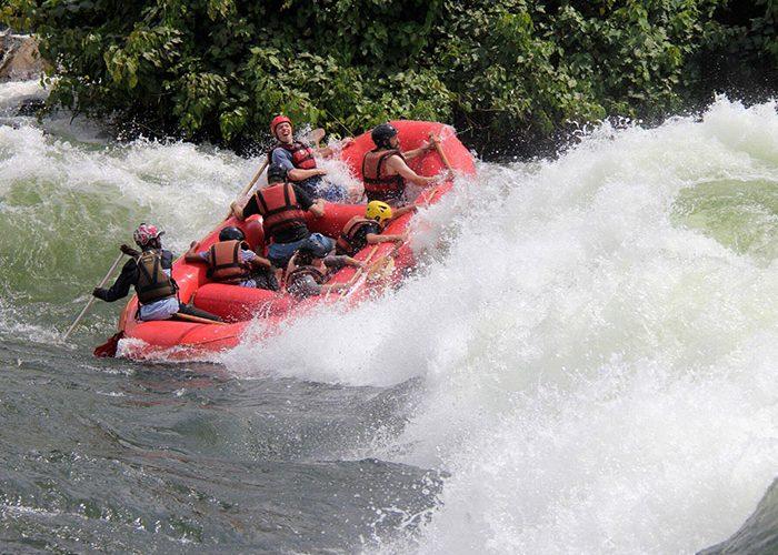 jinja-rafting